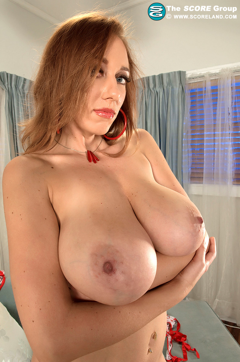 Janine big tits