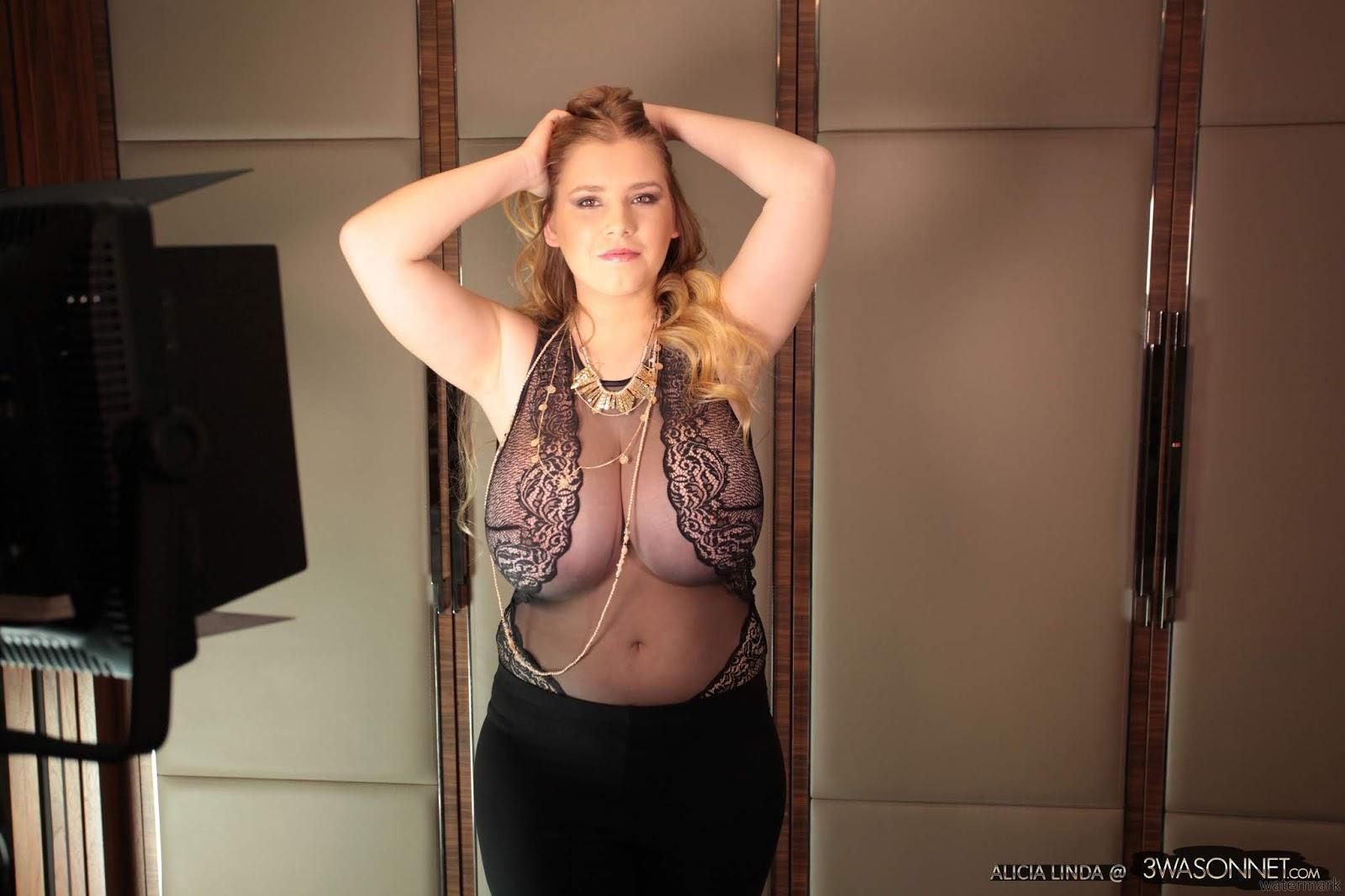 Linda on line boobs