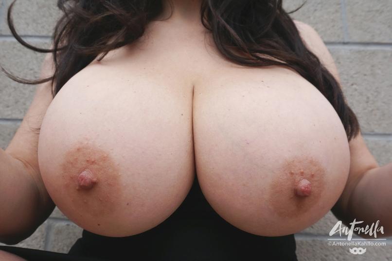 antonella tits Kahlo