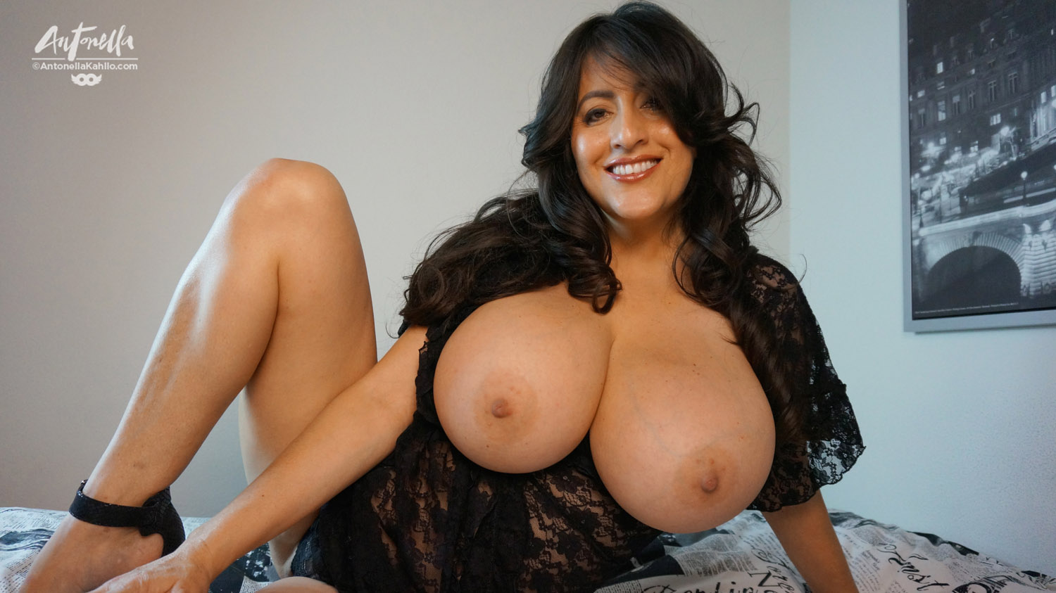Massive monster tits-3378