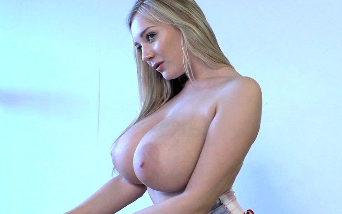 Missy Xxx boobs Dyna-rod not
