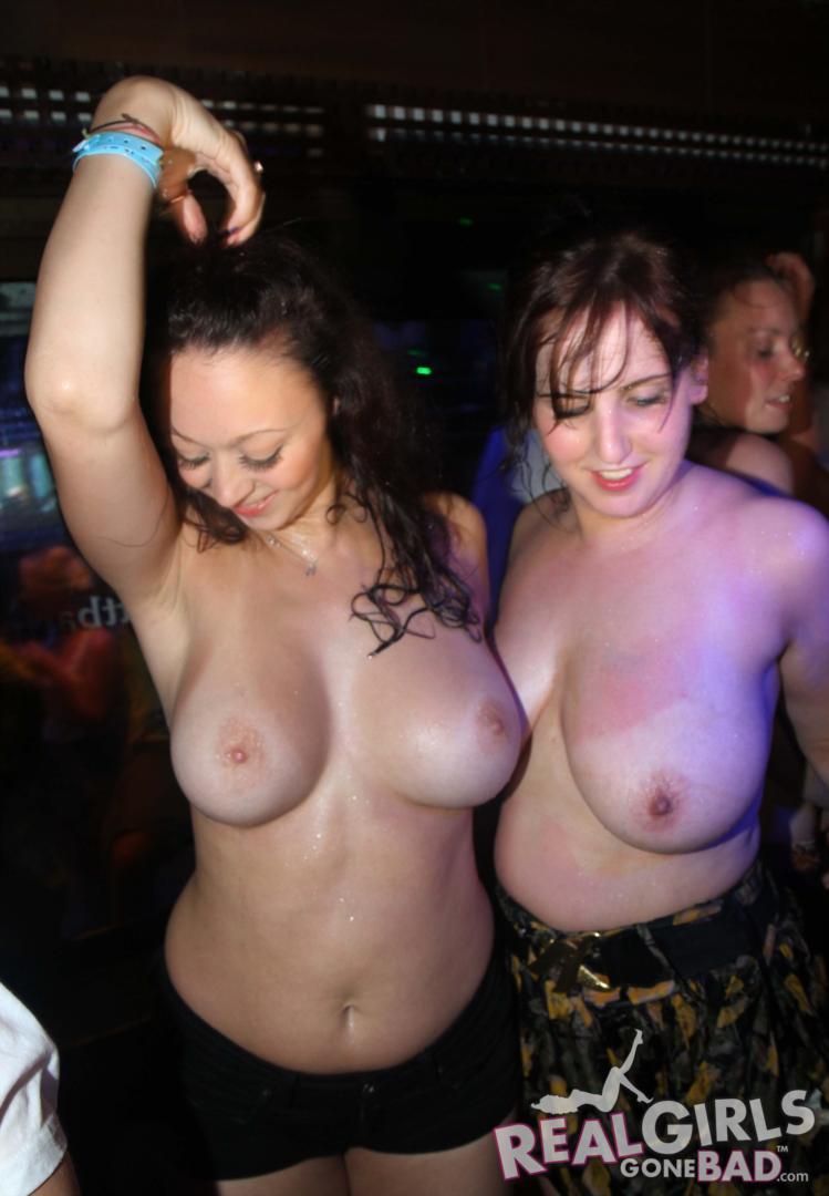 Natural boob strip