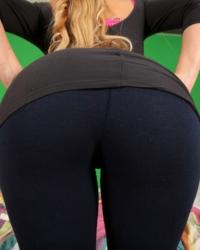 Blondie Fesser Tight Leggings