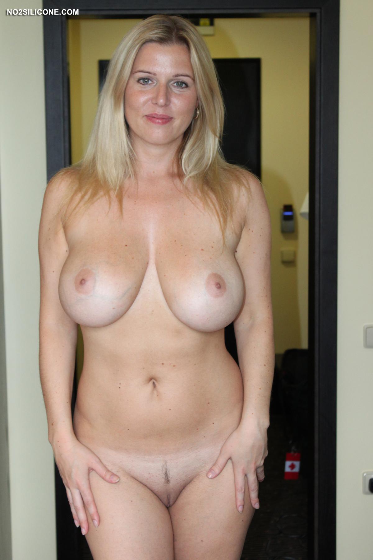 No silicone boobs