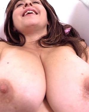 Big boob swallow should first