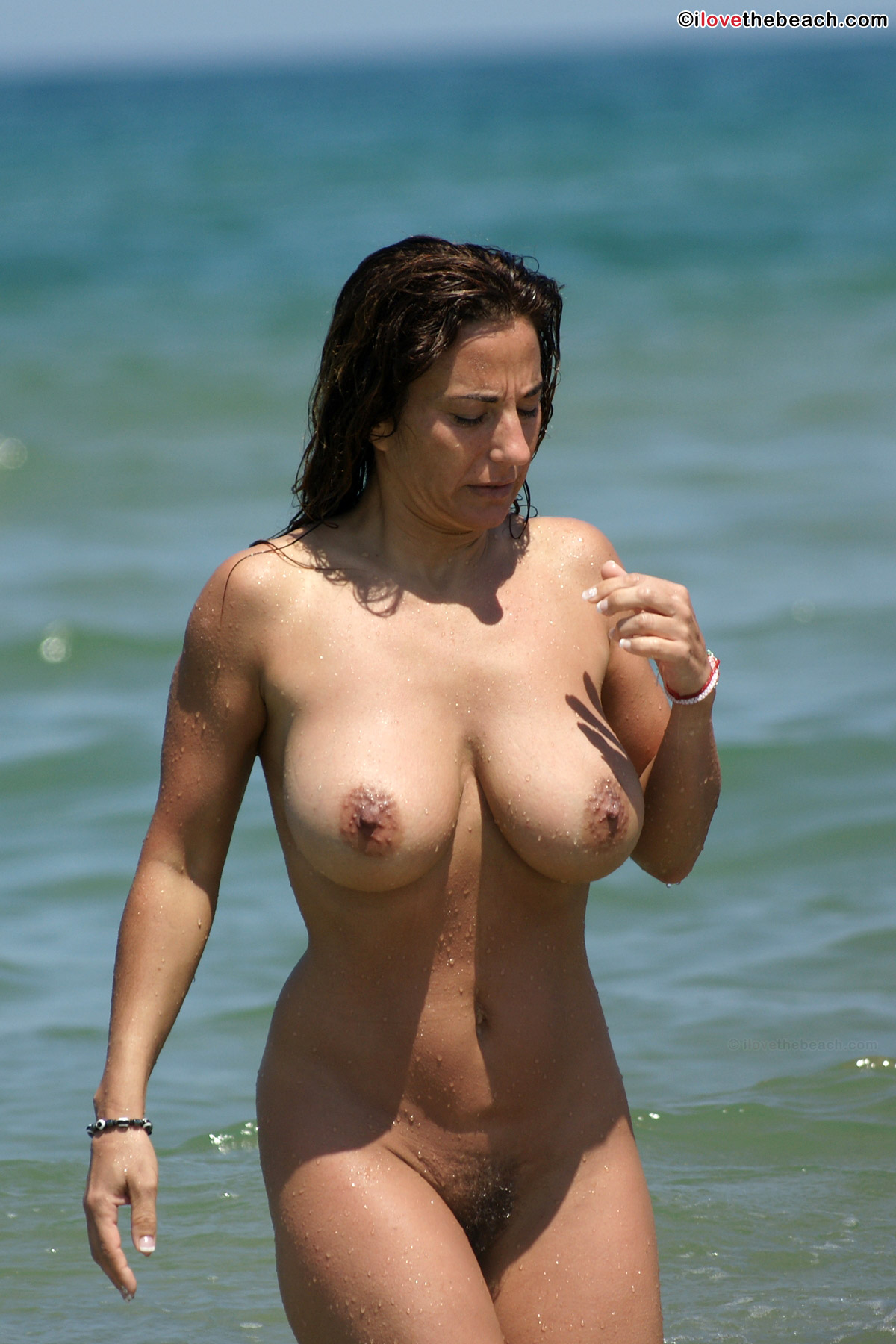 Nude beach hotties