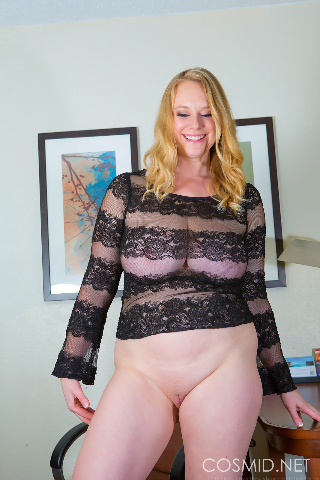 voluptuous new er cameron skye   chubby parade