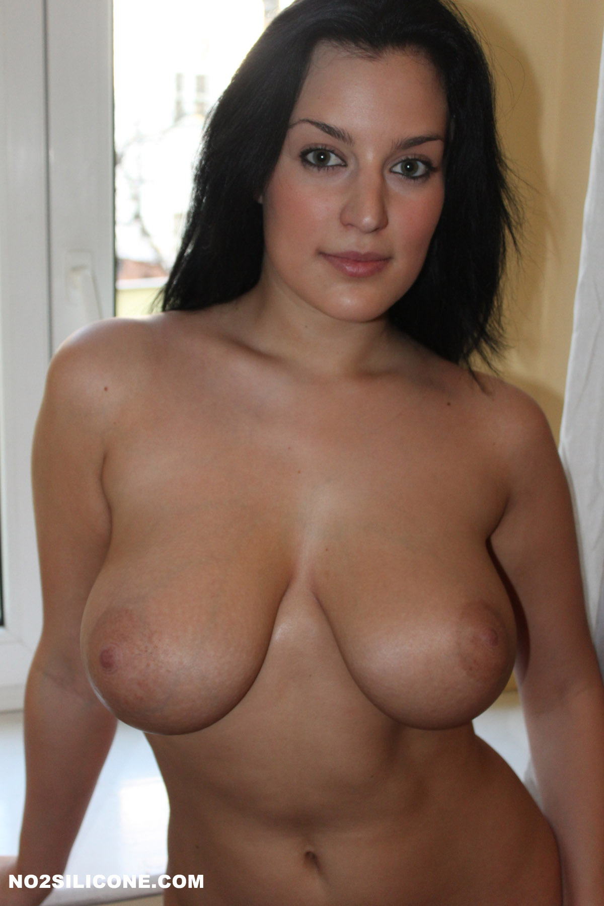 Brunette busty latina natural authoritative
