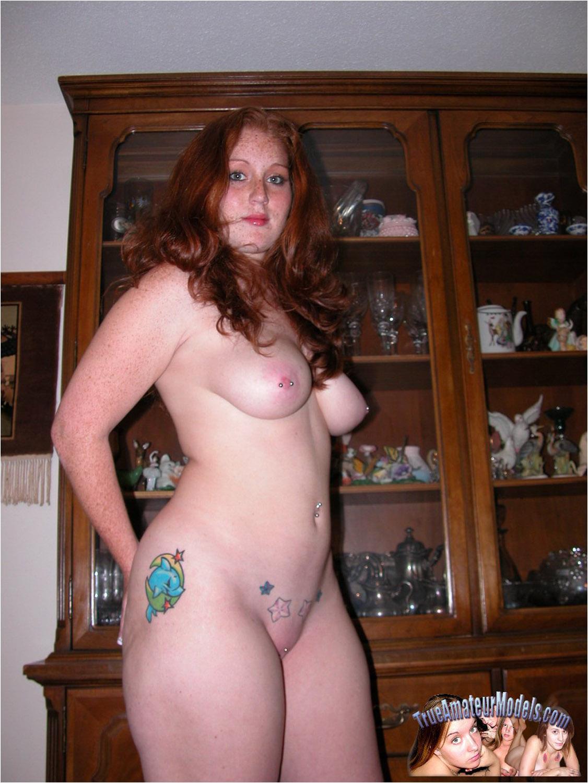 Curvy amateur sex