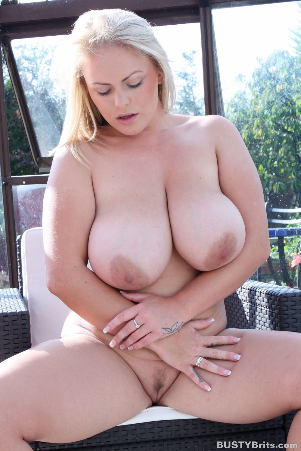 Charley Green Conservatory Part Two Busty Brit-4755