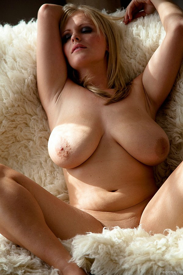 Share your babe blonde busty british porn doubt