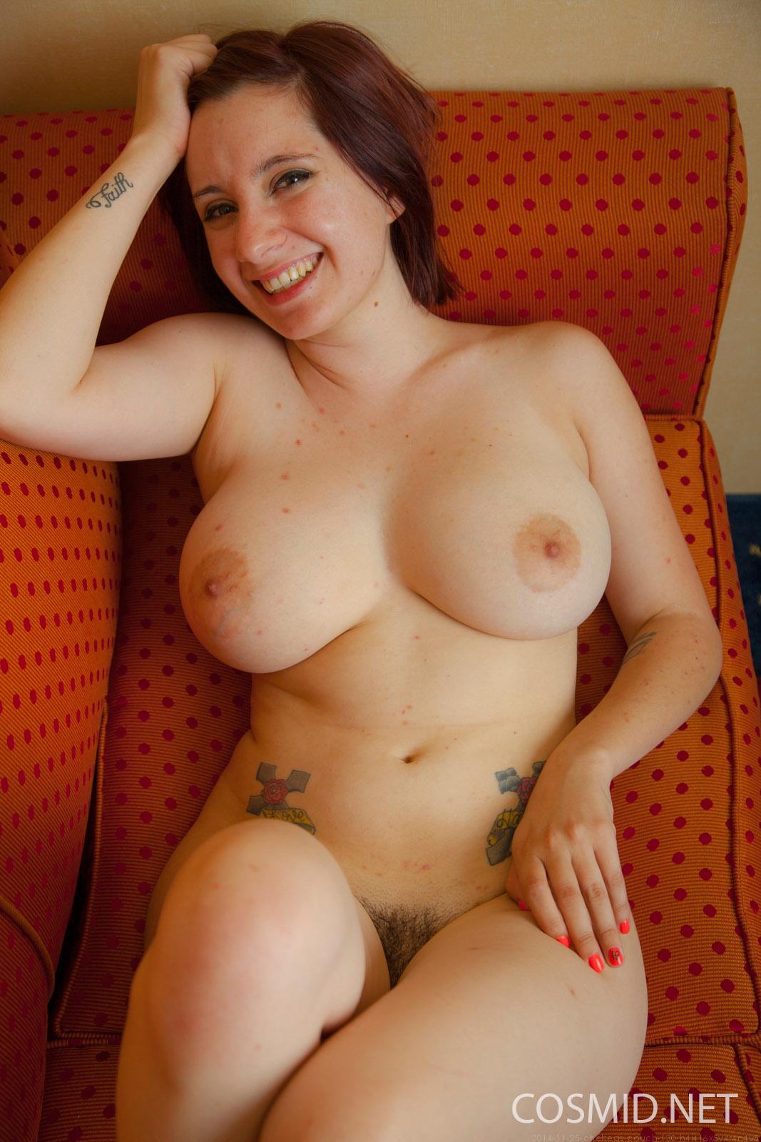 Huge boobs on regular women