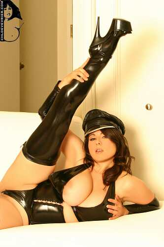 Chloe Vevrier Leather