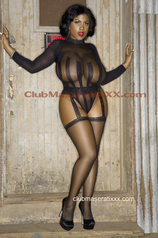 club maserati xxx black lingerie - prime curves