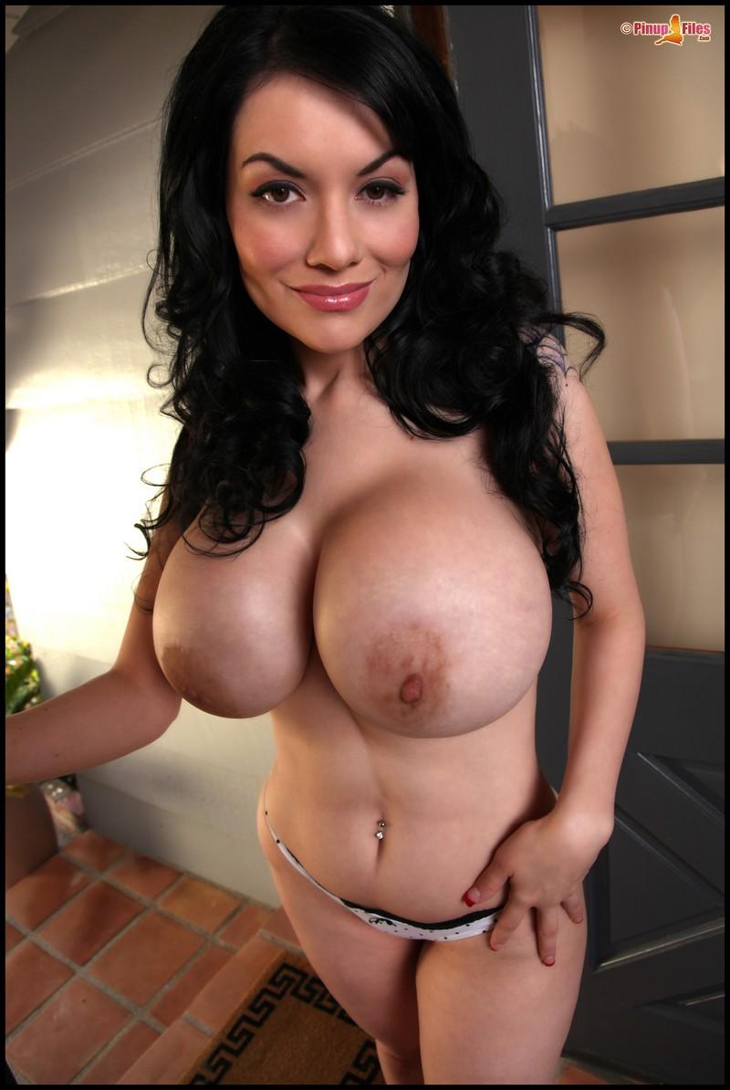 Amateur with big tits