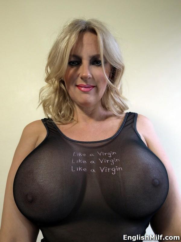 Daniella English Milf Bubble Butt - Prime Curves-7266