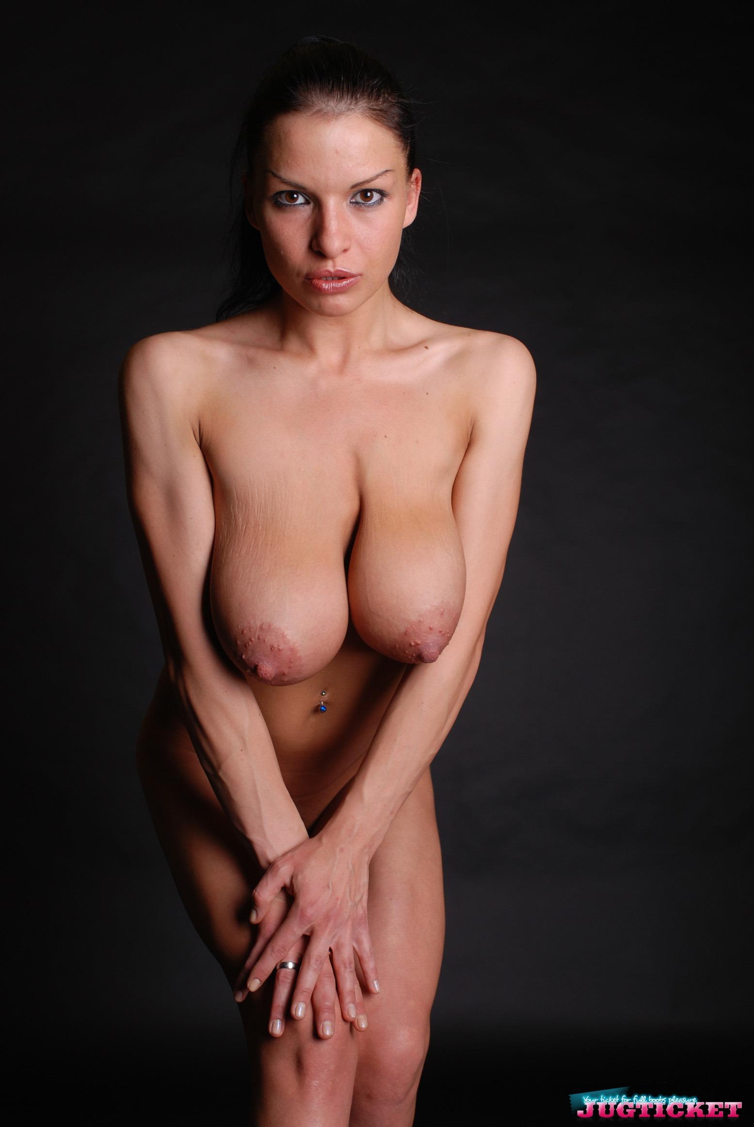 Consider, that Full frontal hard nipples