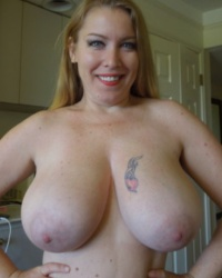 Desiree deluca divine breasts