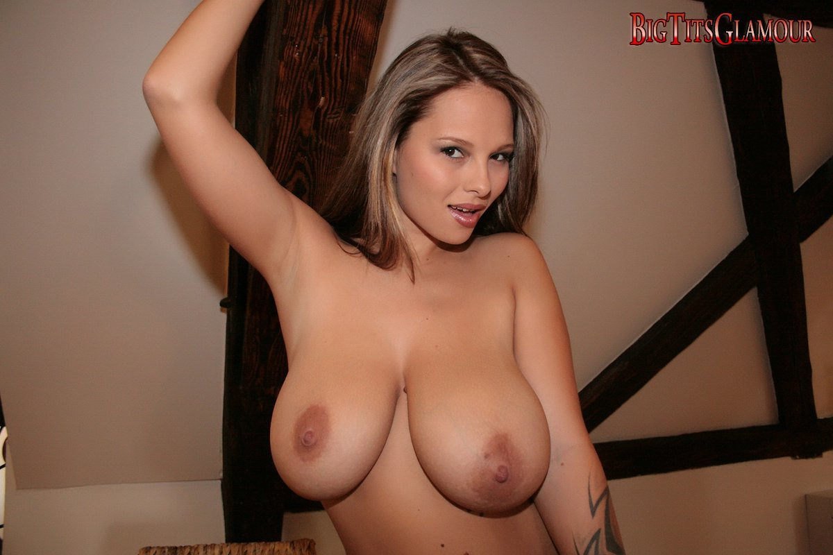 Big Tits Glamour Some Of The Best Tit Girls Around