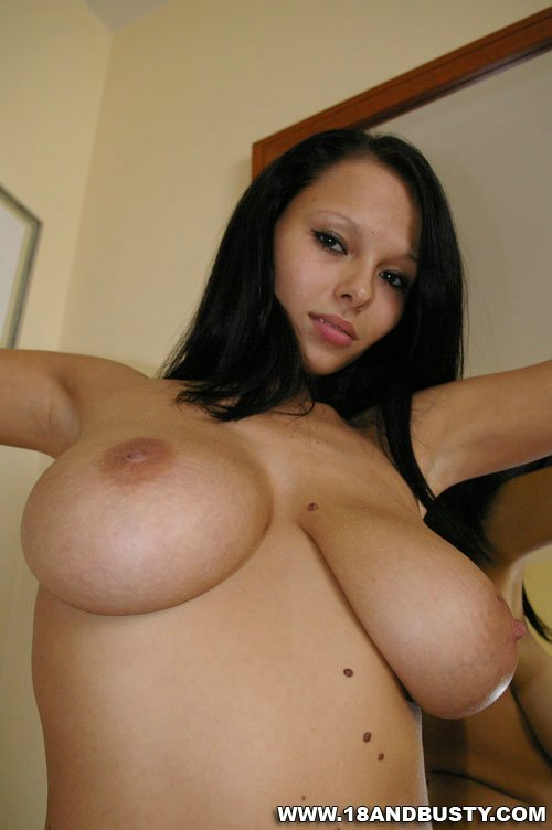 Teen Prime curves busty