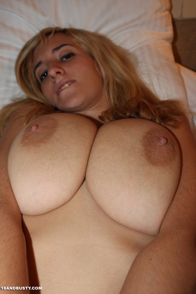 You busty amateur video clips free