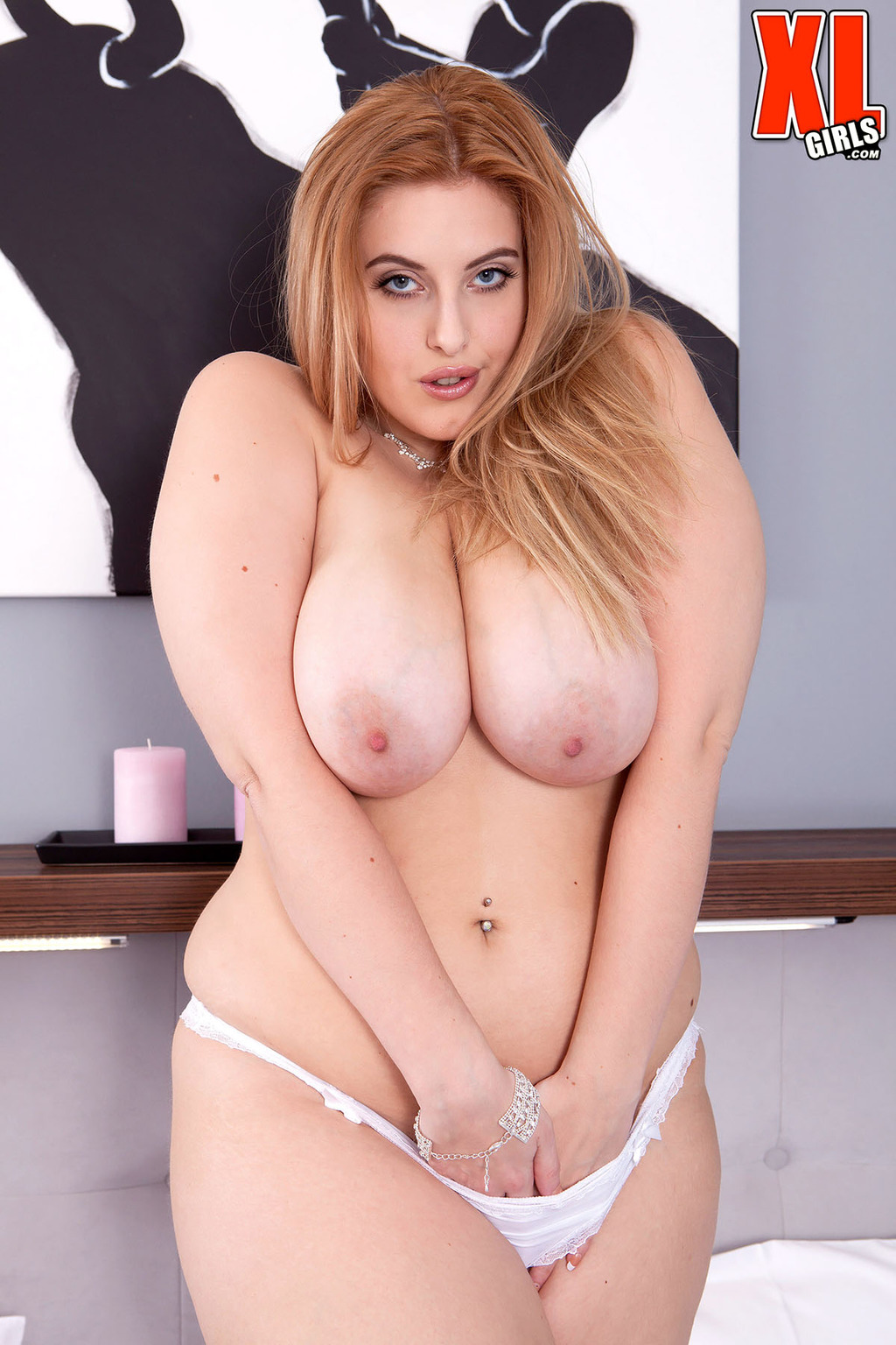XL Girls - the best plump, chubby, beautiful models on the planet who ...