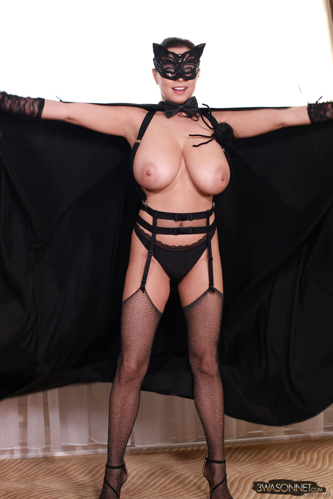 Ewa Sonnet Pussy in ewa sonnet pussy cat costume - prime curves