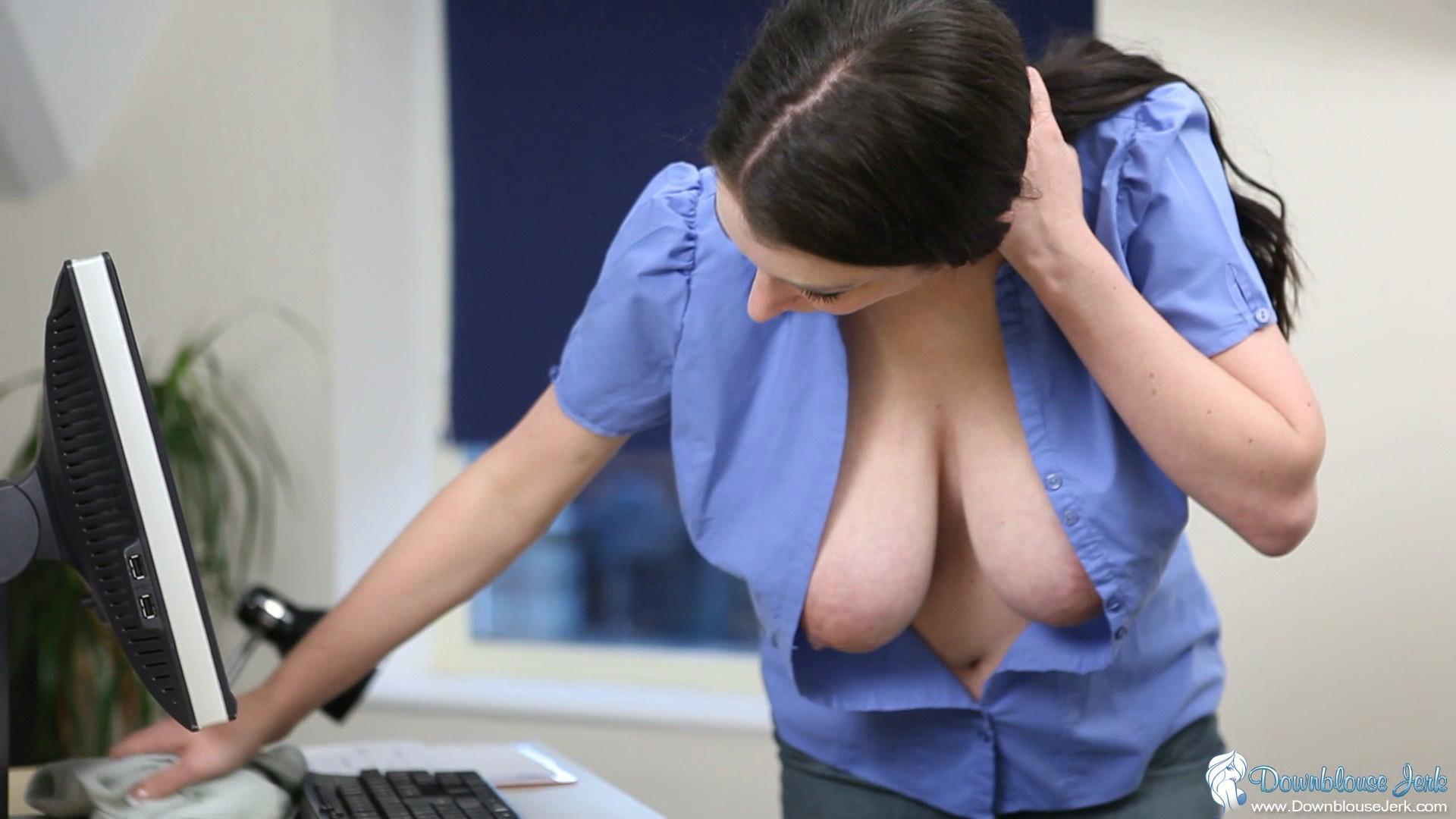 Has one big boob webcam strip would love fuck