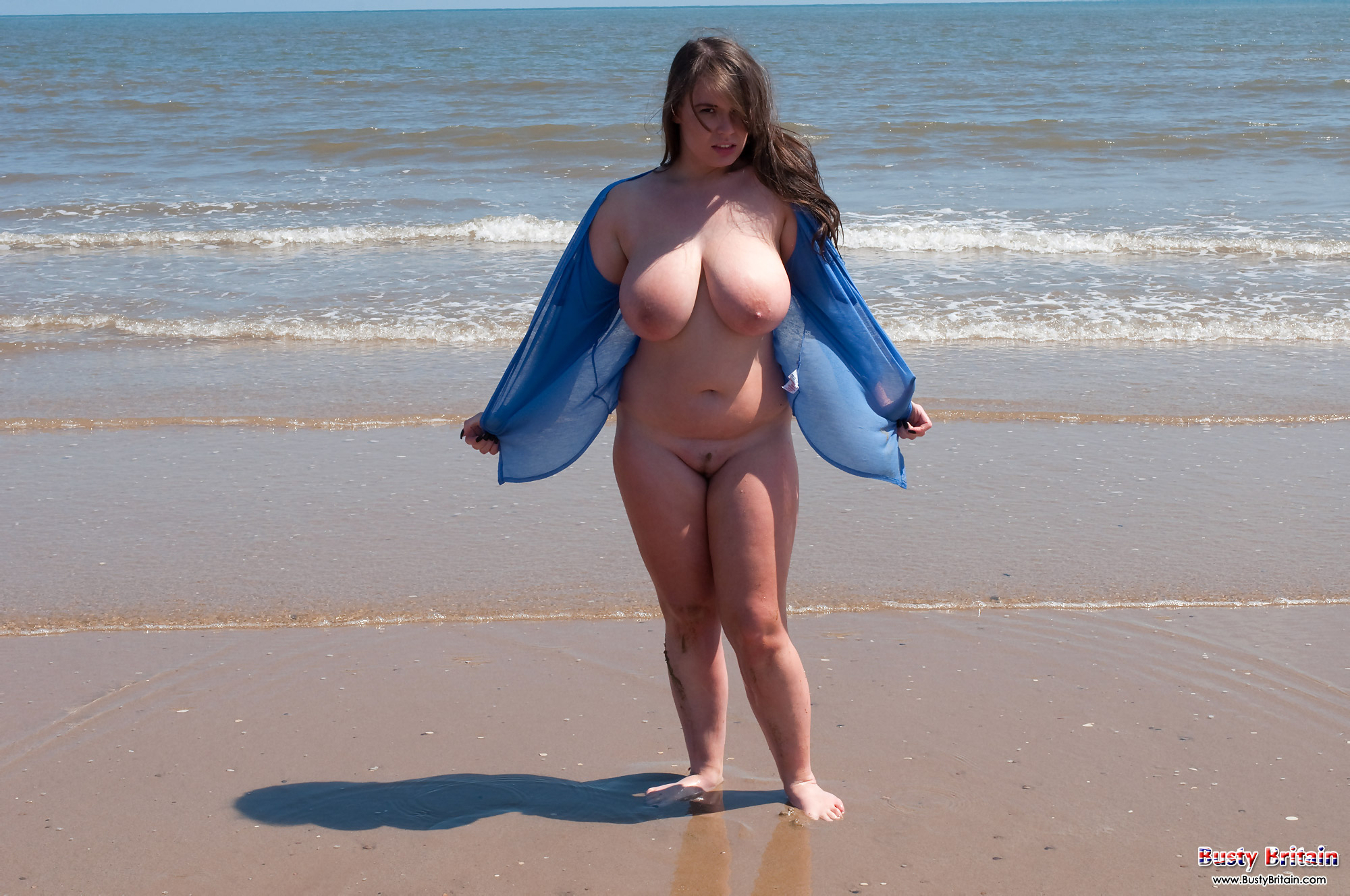 Gina G Nude Beach-4083
