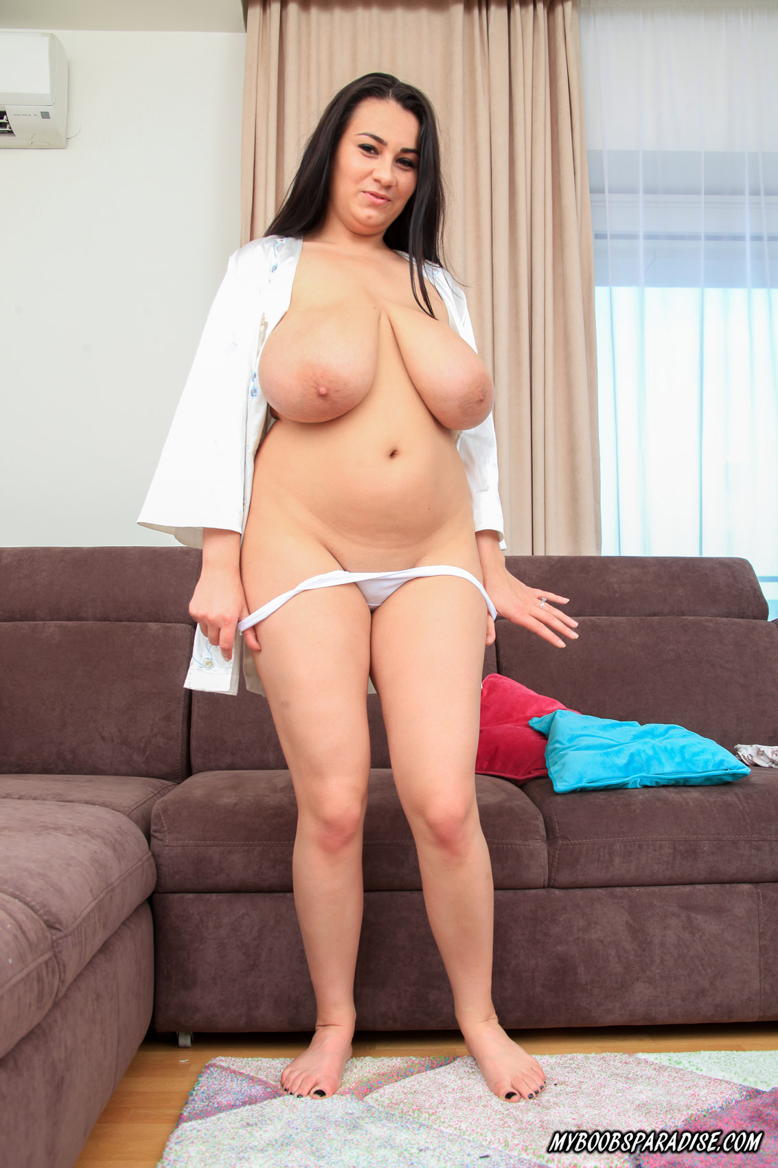 7 milf cherry being sexy in lingerie - 3 part 6