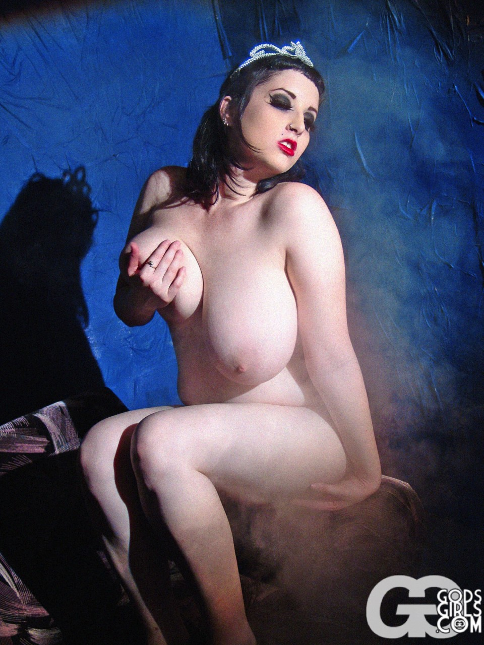 Young gothic chicks nude — 1