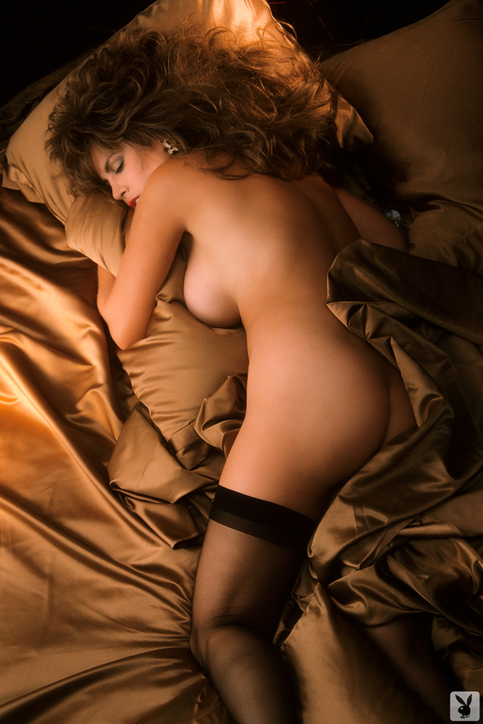 In bed hot sexxx kiss mom