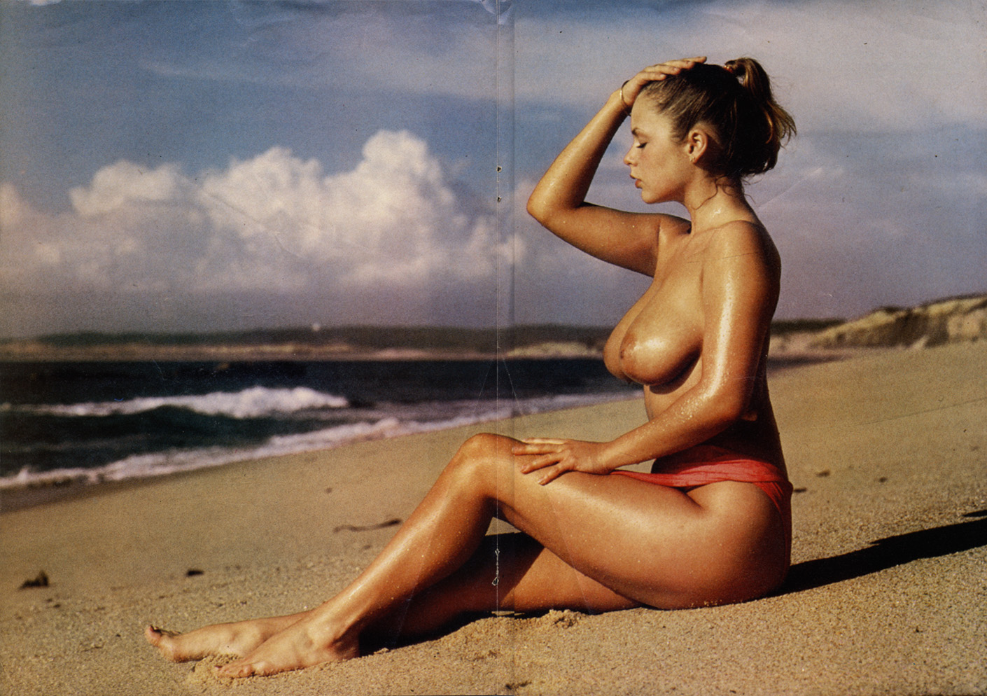 Seems Joanne latham nude late, than