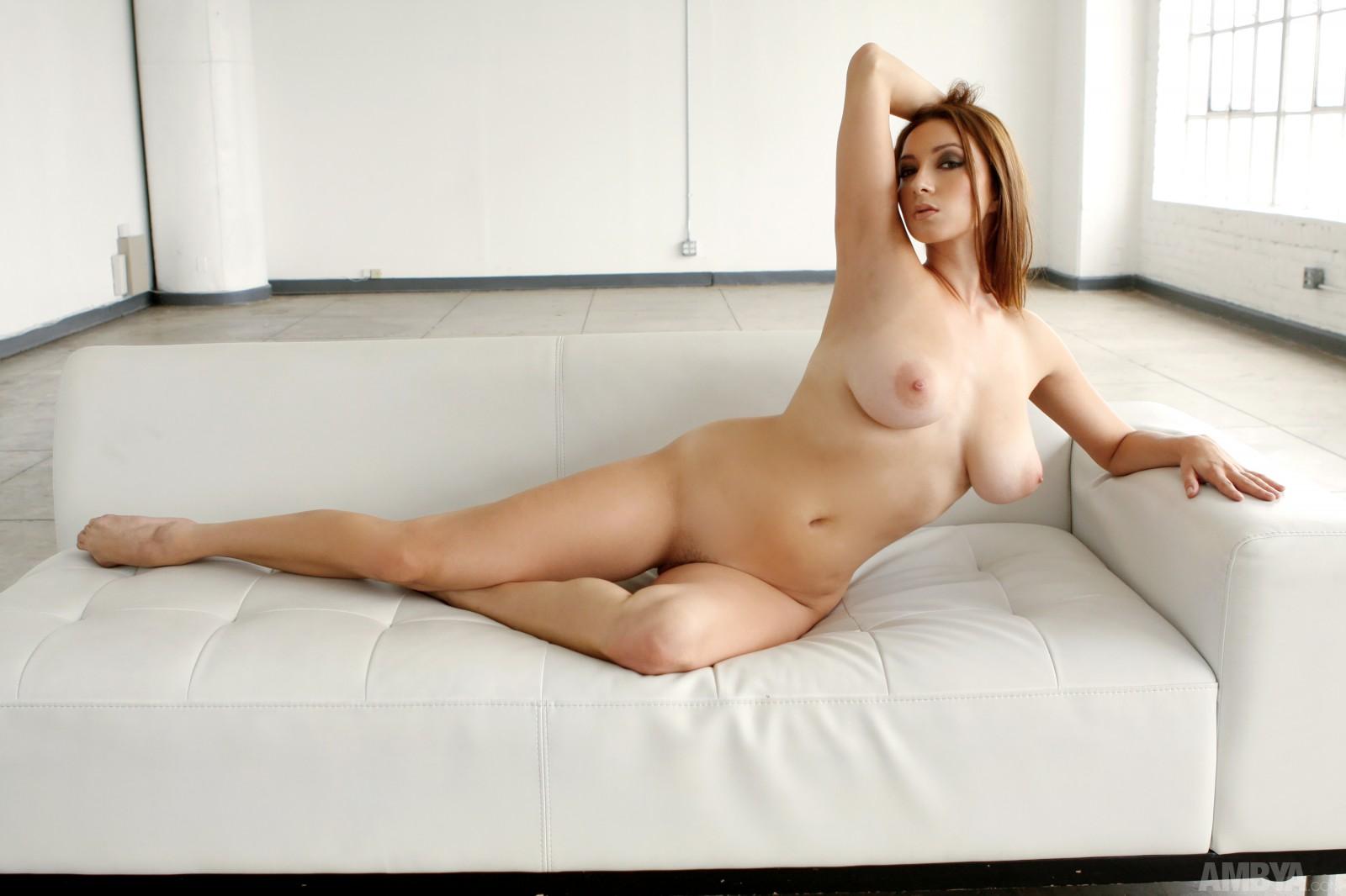 granny satin nude