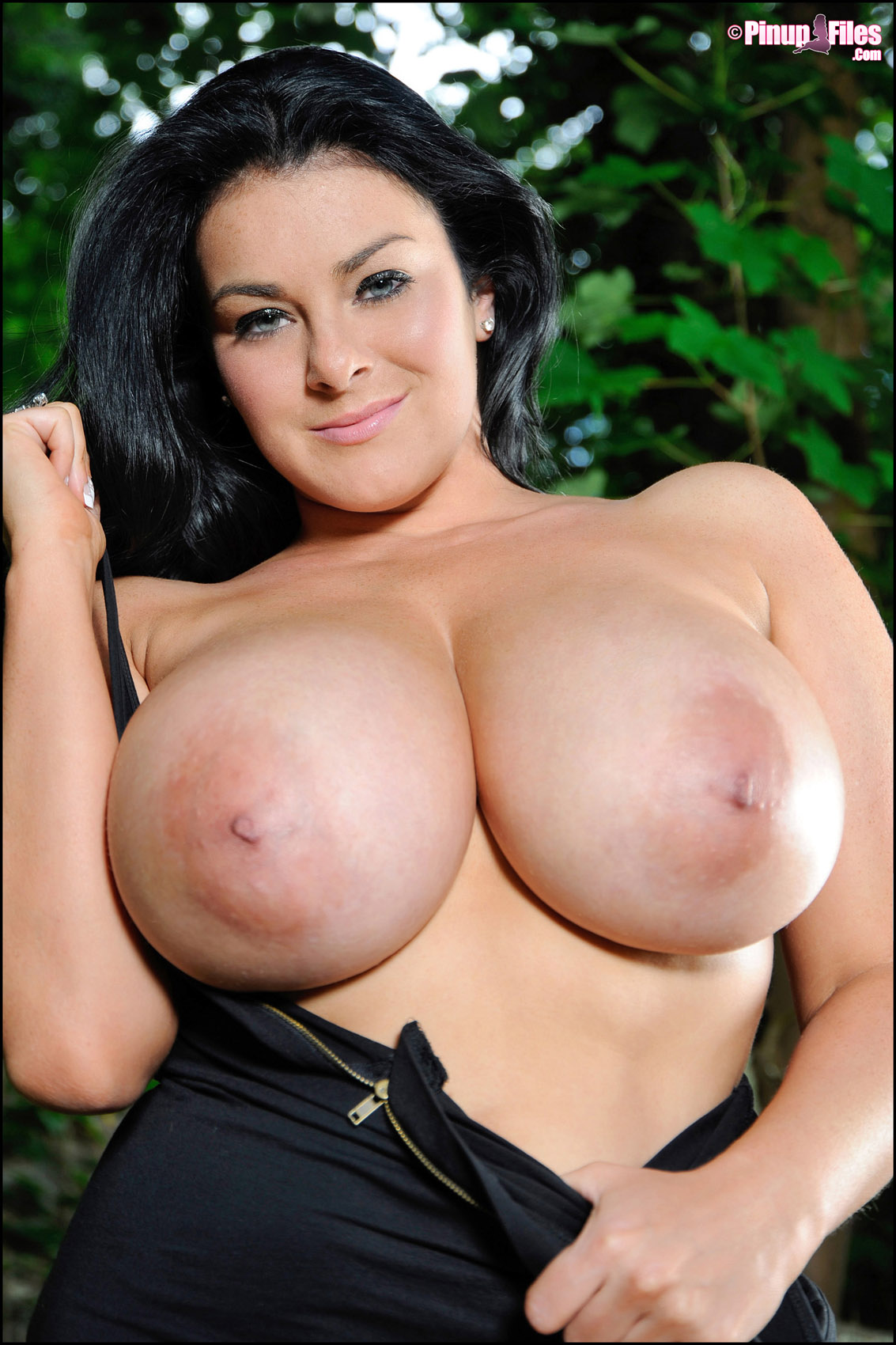 Karla james big boobs