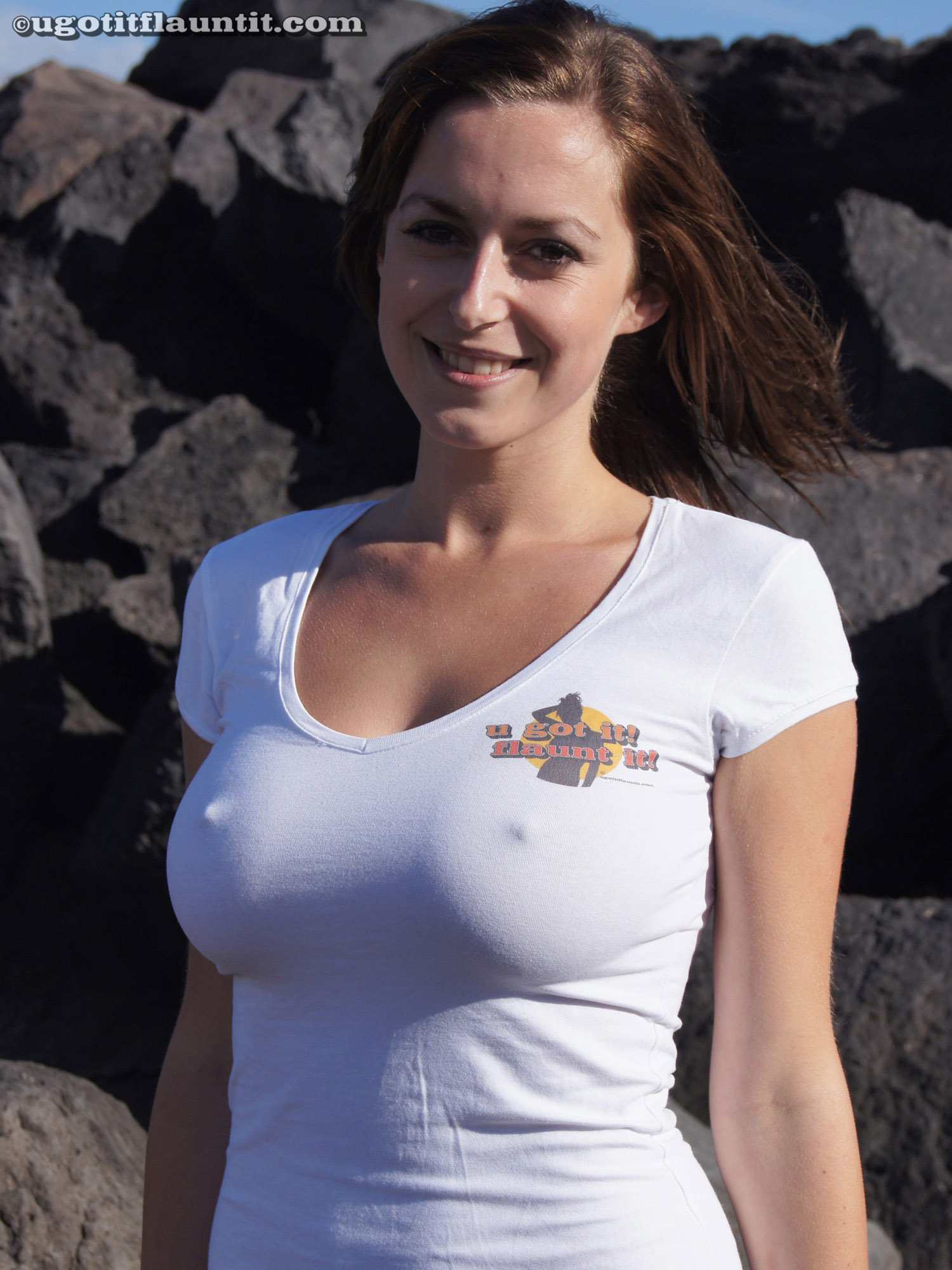 Amateur wet tshirt contest ponderosa 2013 - 3 part 5