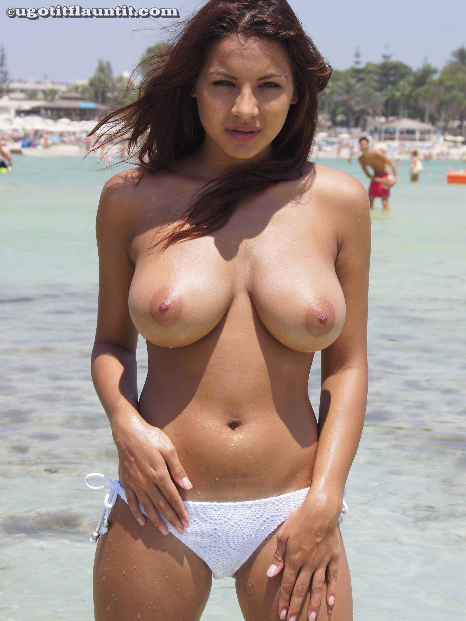 Lacey banghard topless