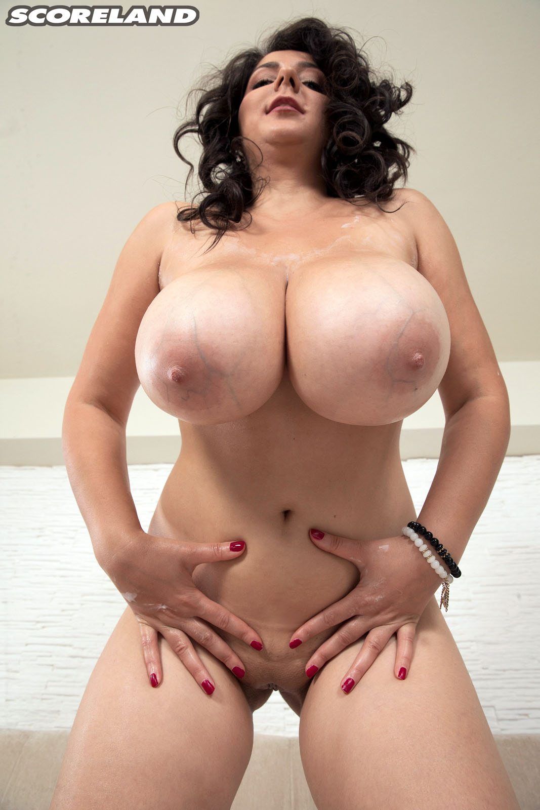 Breasts and pussy