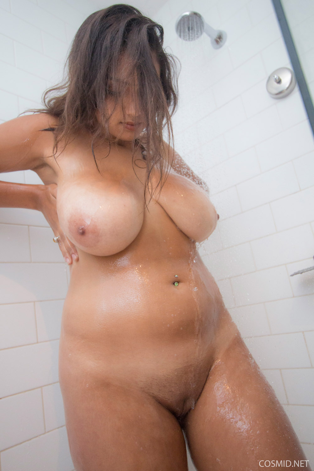 Lena Moore Shower Time Cosmid-4760