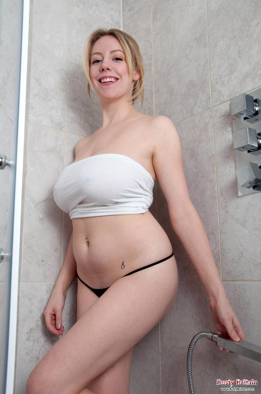 Nude beach bikini