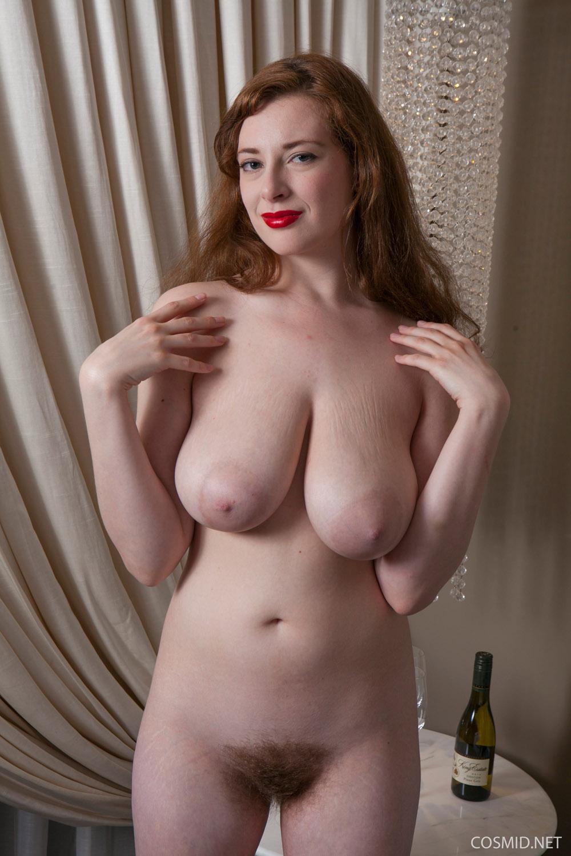 Granny boob grab