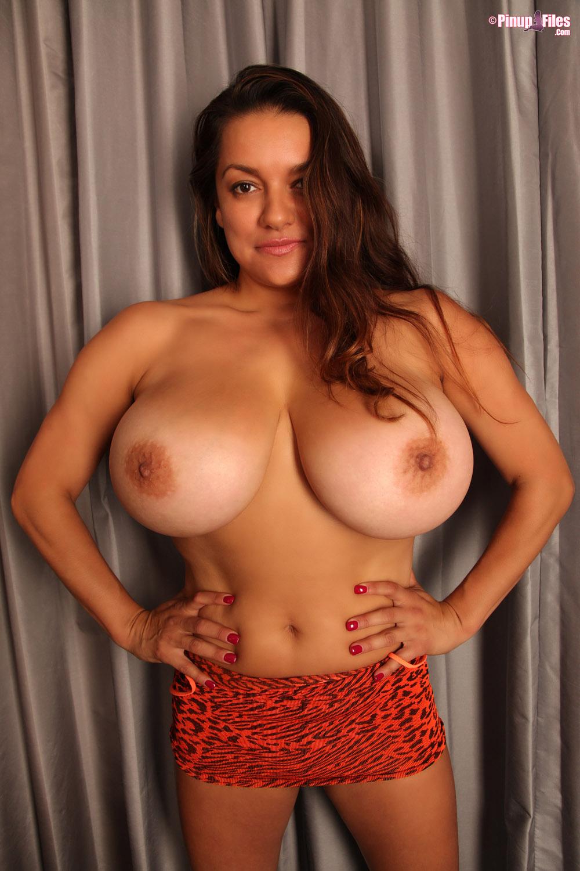 Are Monica mendez naked