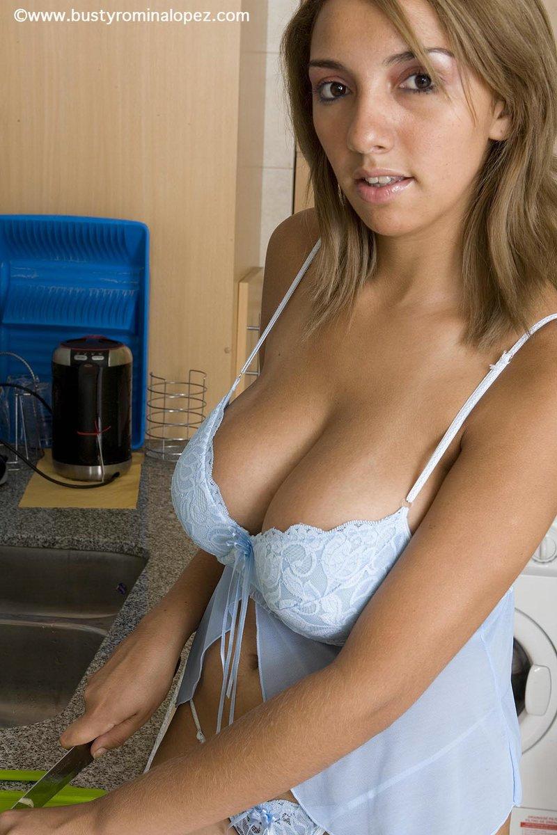 average girl tits