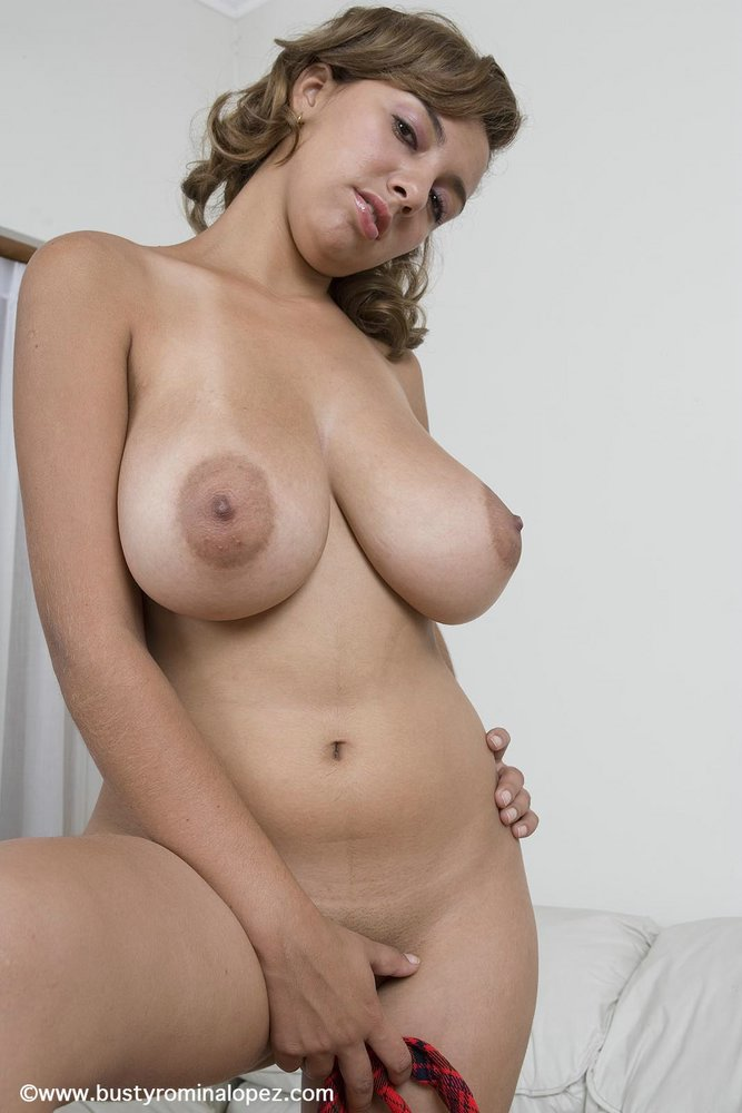 romina lopez   grade a south american titties and ass