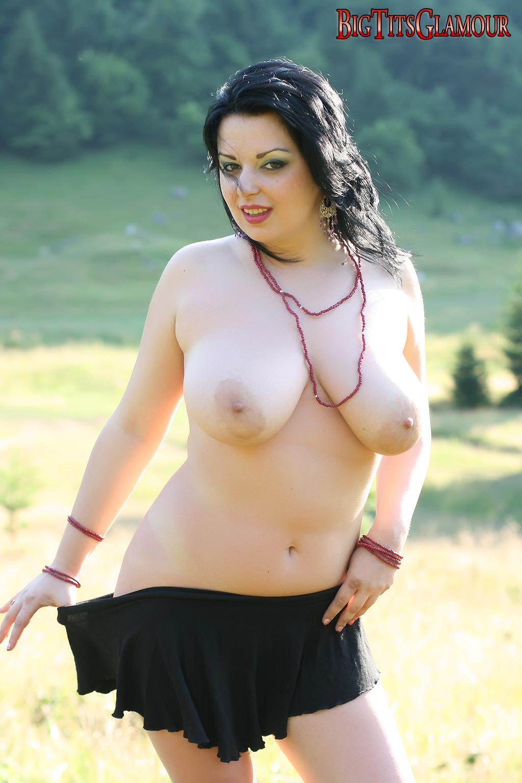 Big tits and mini skirts