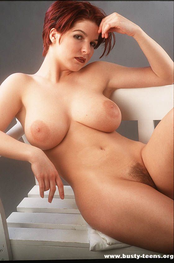 Hungarian Babe Takes A Sexy