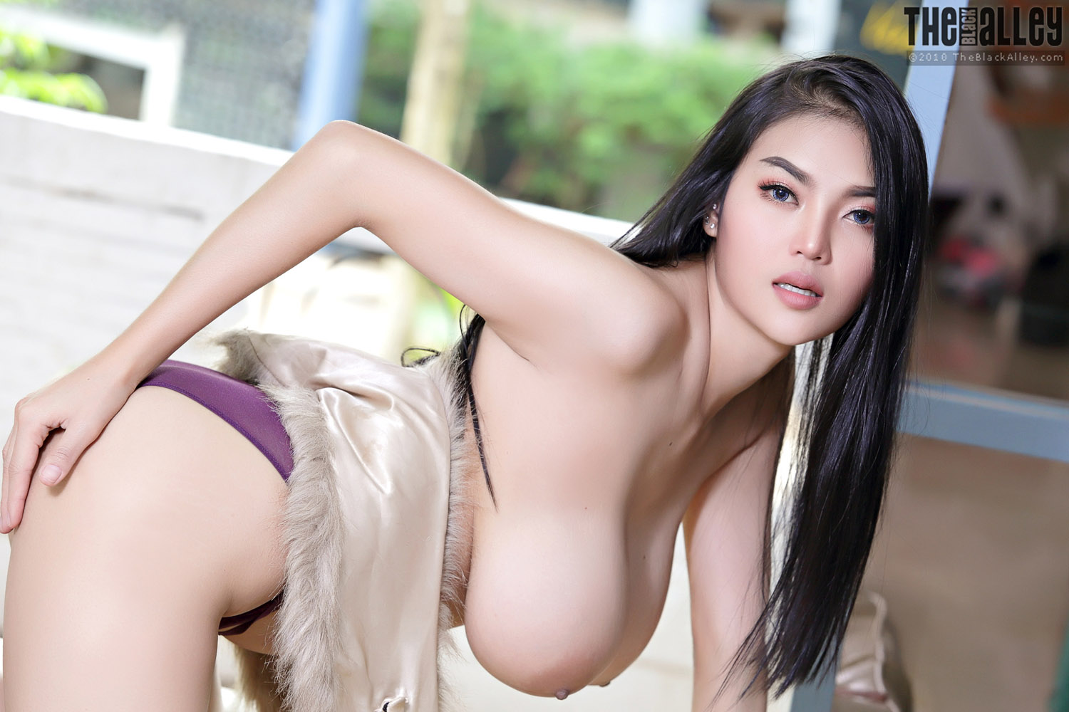 busty nude chinese babes