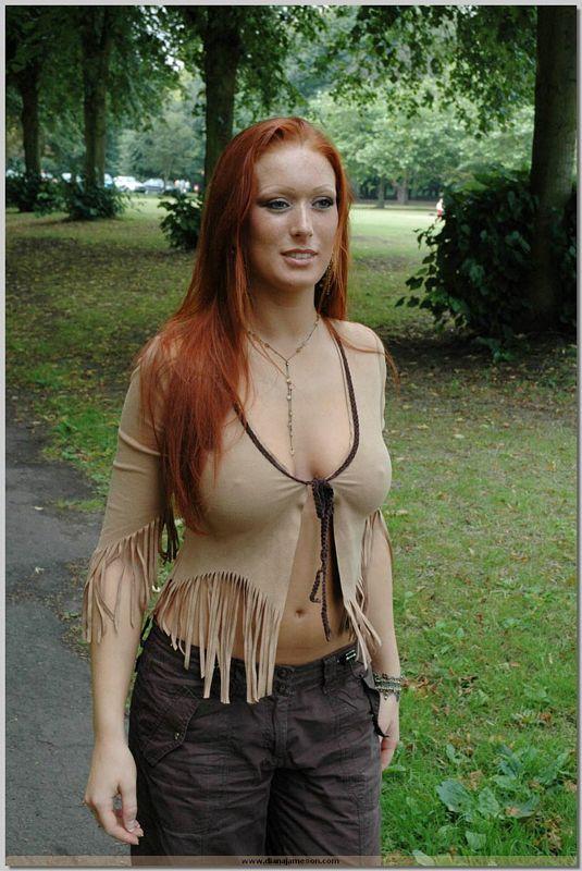 Rachel diana jameson naked big tits