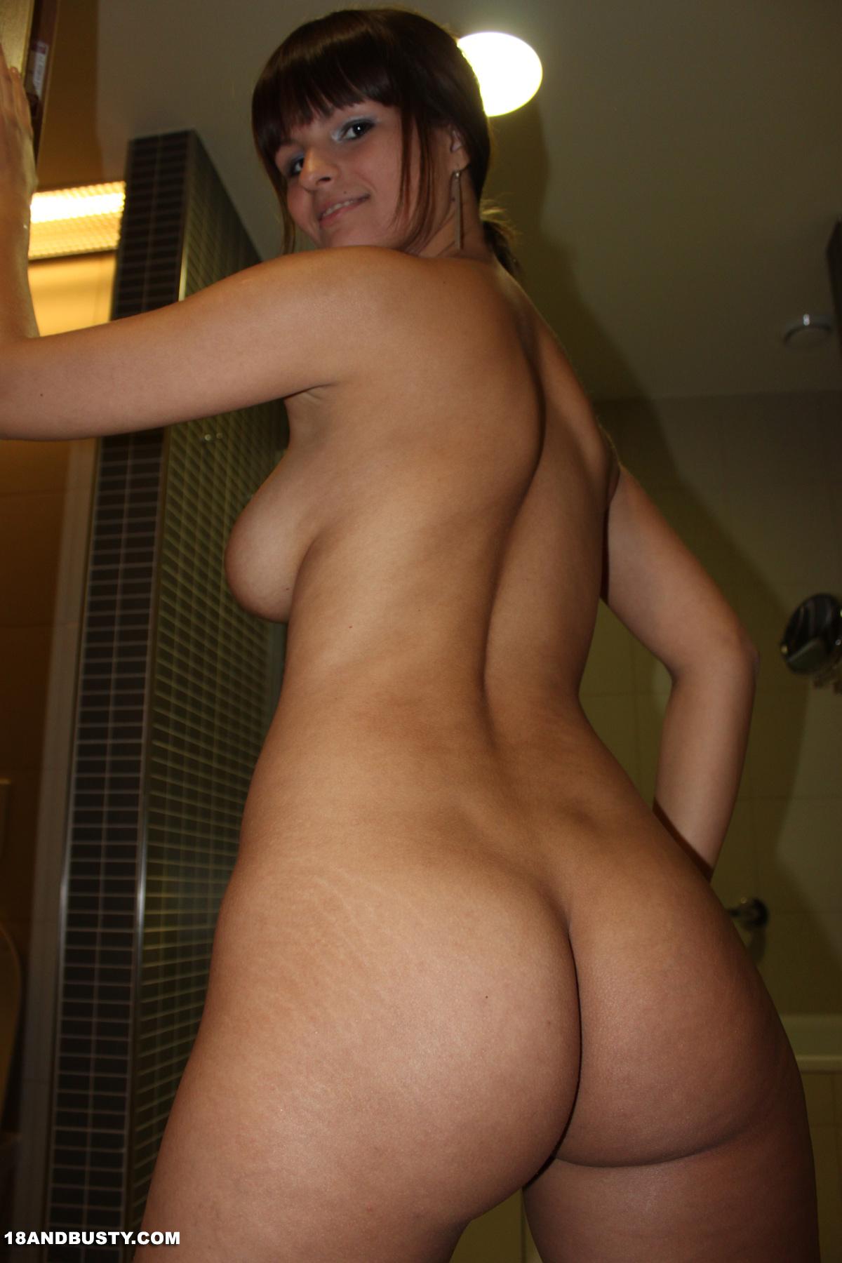 Сисястая с большой попой, порно тюб худощавые