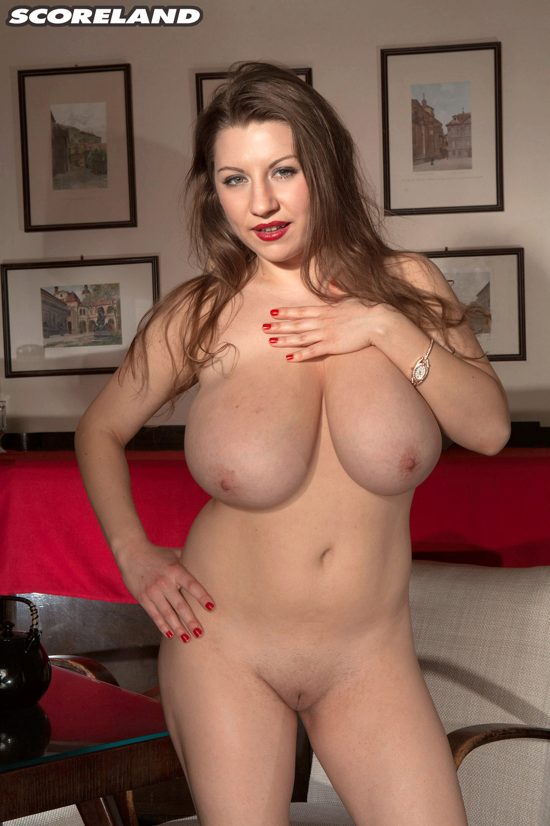 Lilly nude samantha